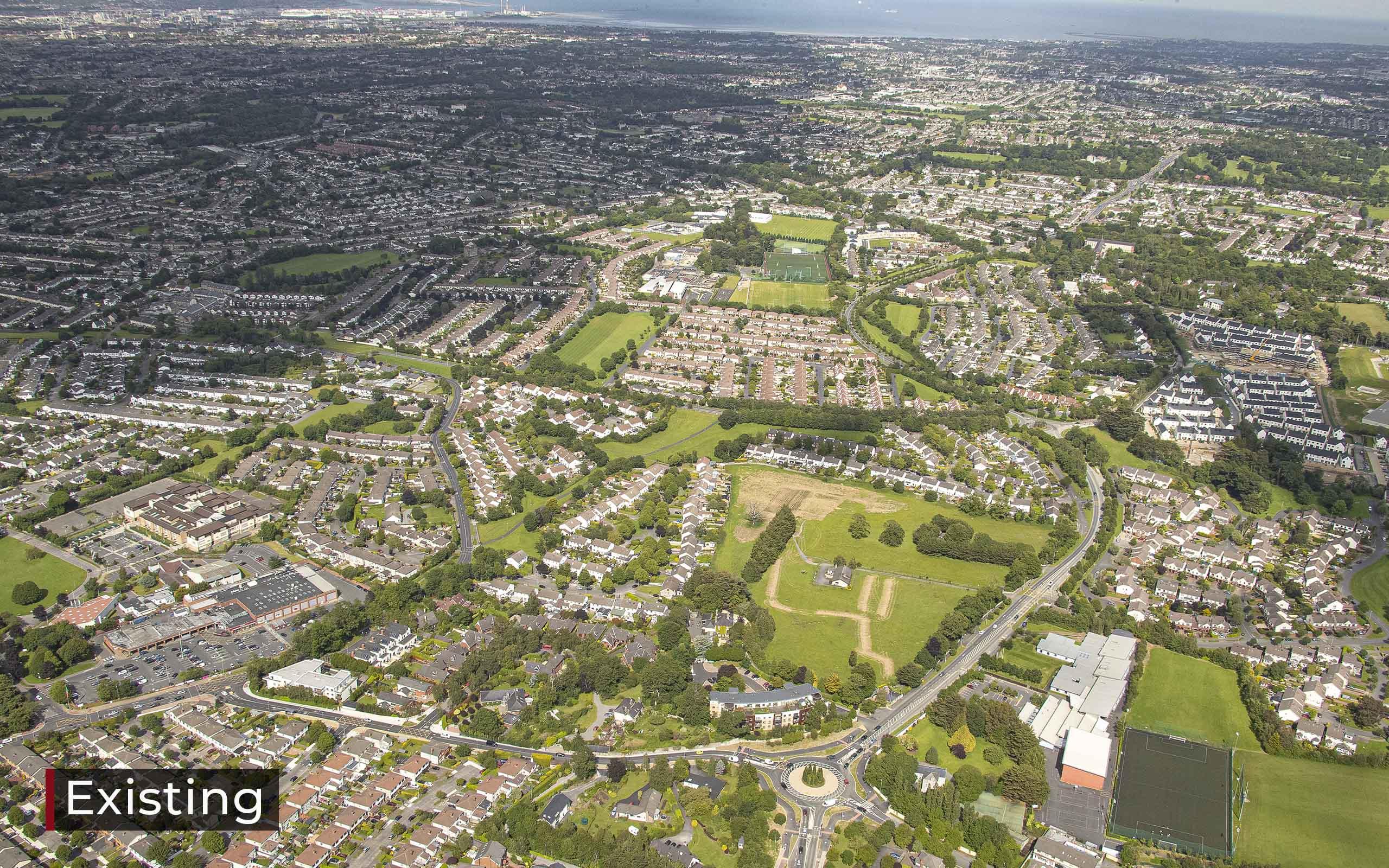 590 homes - Scholarstown Road, Knocklyon   3D Design