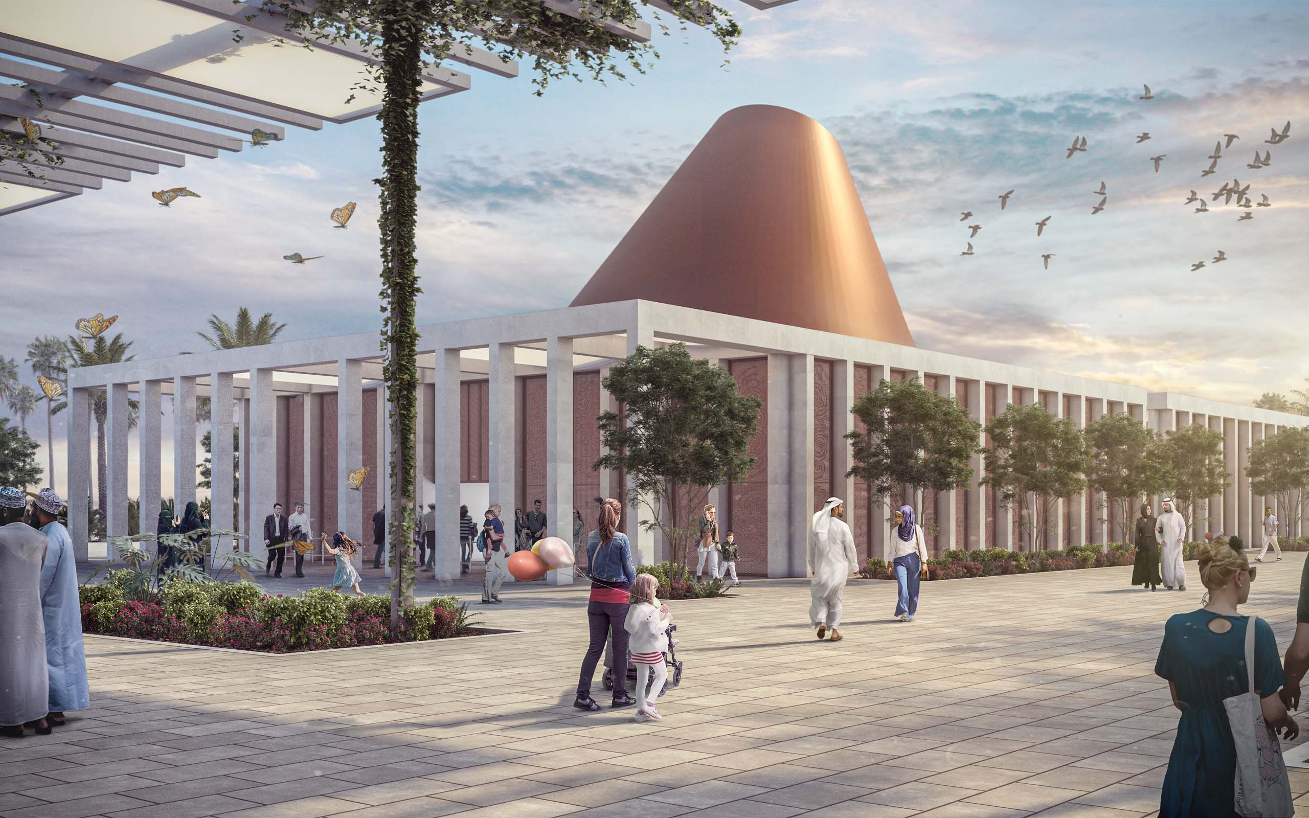 Ireland Unveils Pavilion for Expo 2020, Dubai
