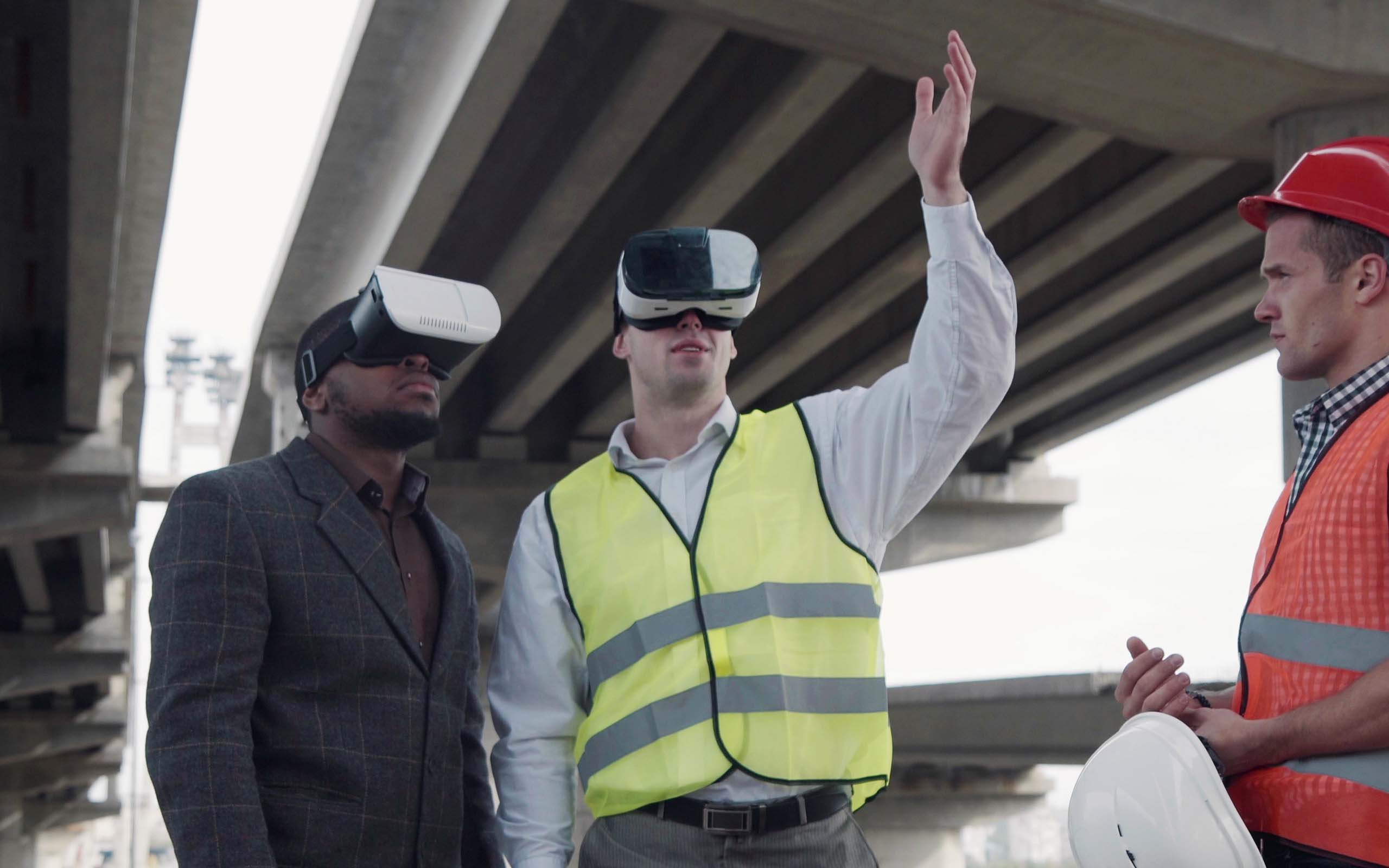 Virtual realityallows users to be transported into a virtual environment.