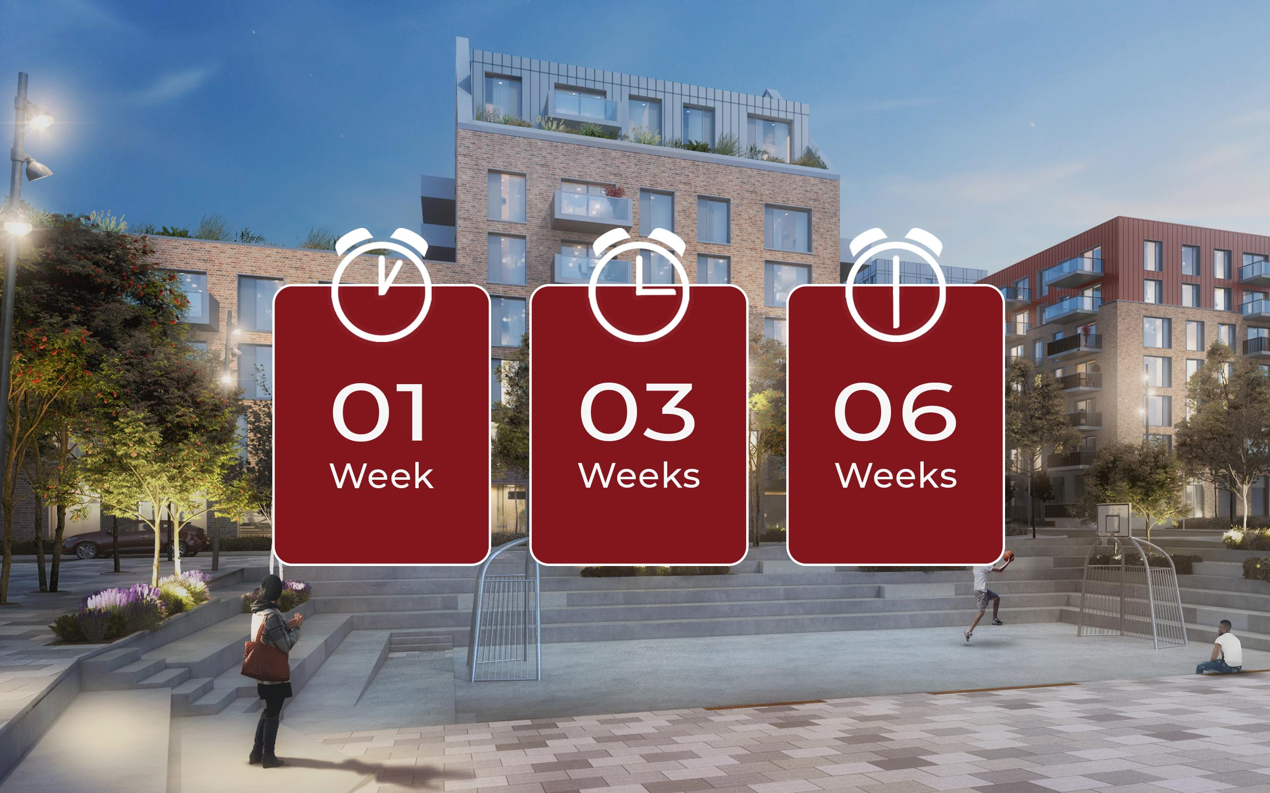Expert Guide: Expected Timeframes for 3D Architectural Services
