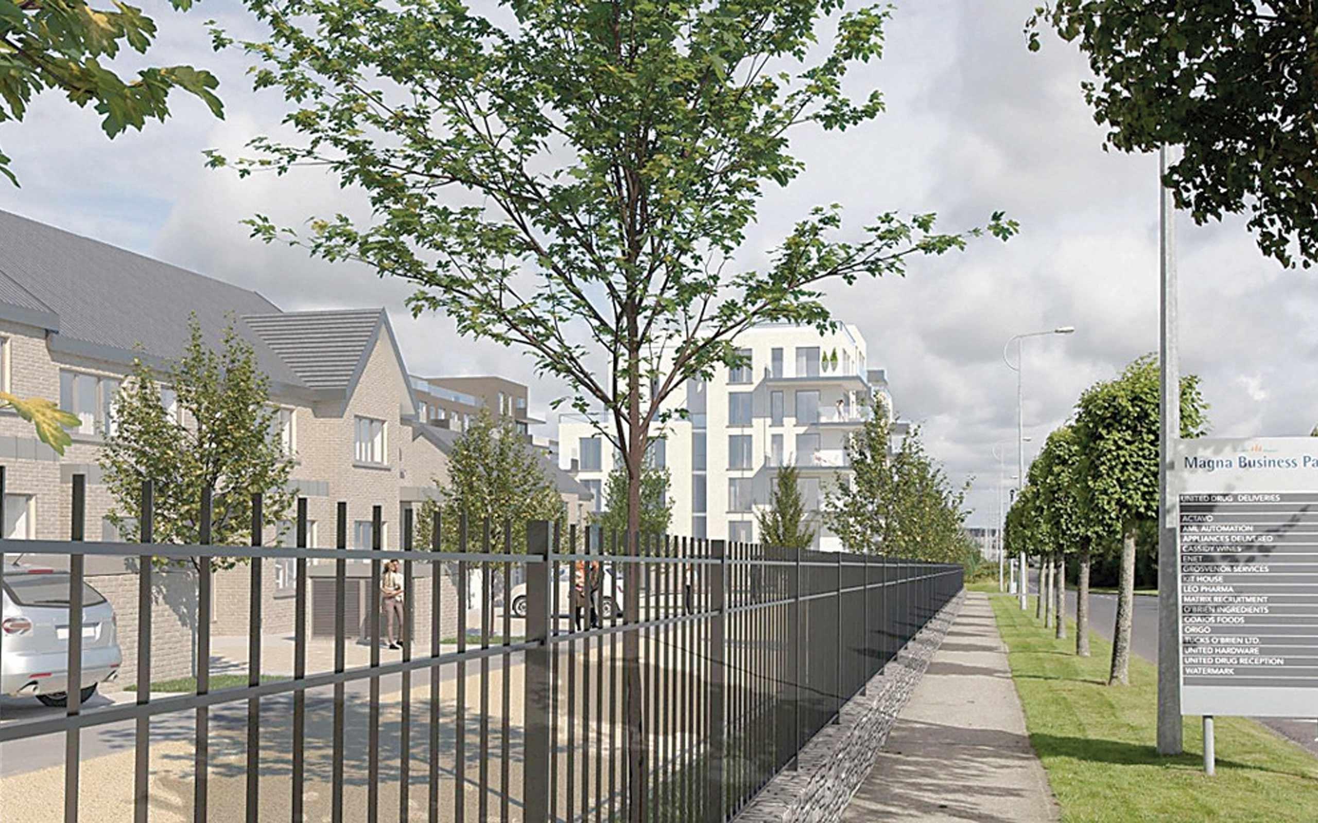 463 Units at Citywest Road, Citywest. Image Credit - McCauley Daye O'Connell Architects